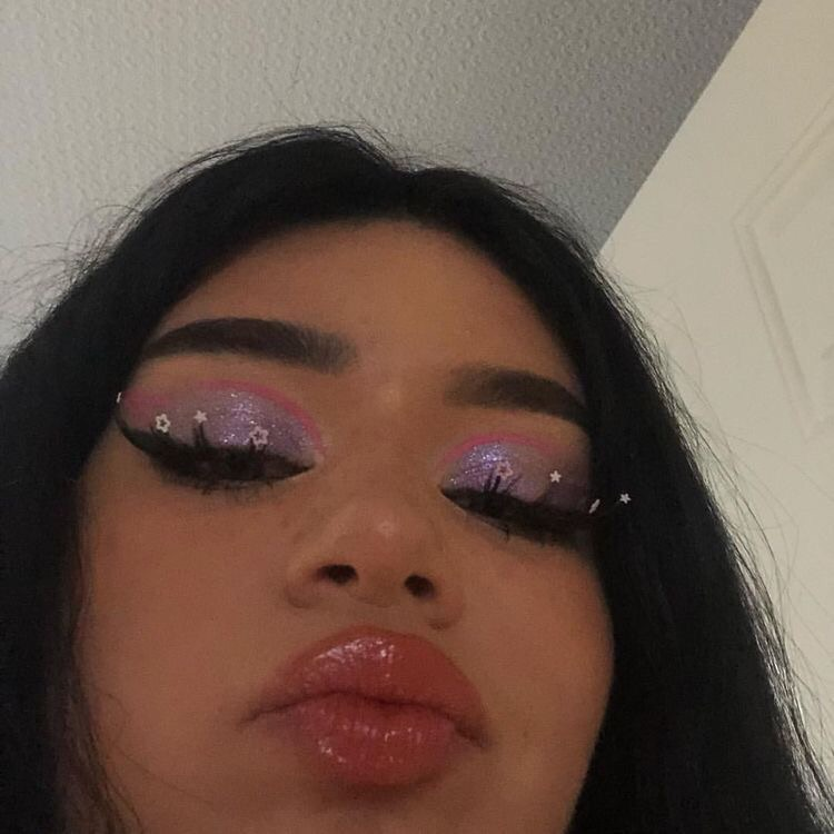beauty, makeup inspo, site model girl and aesthetic