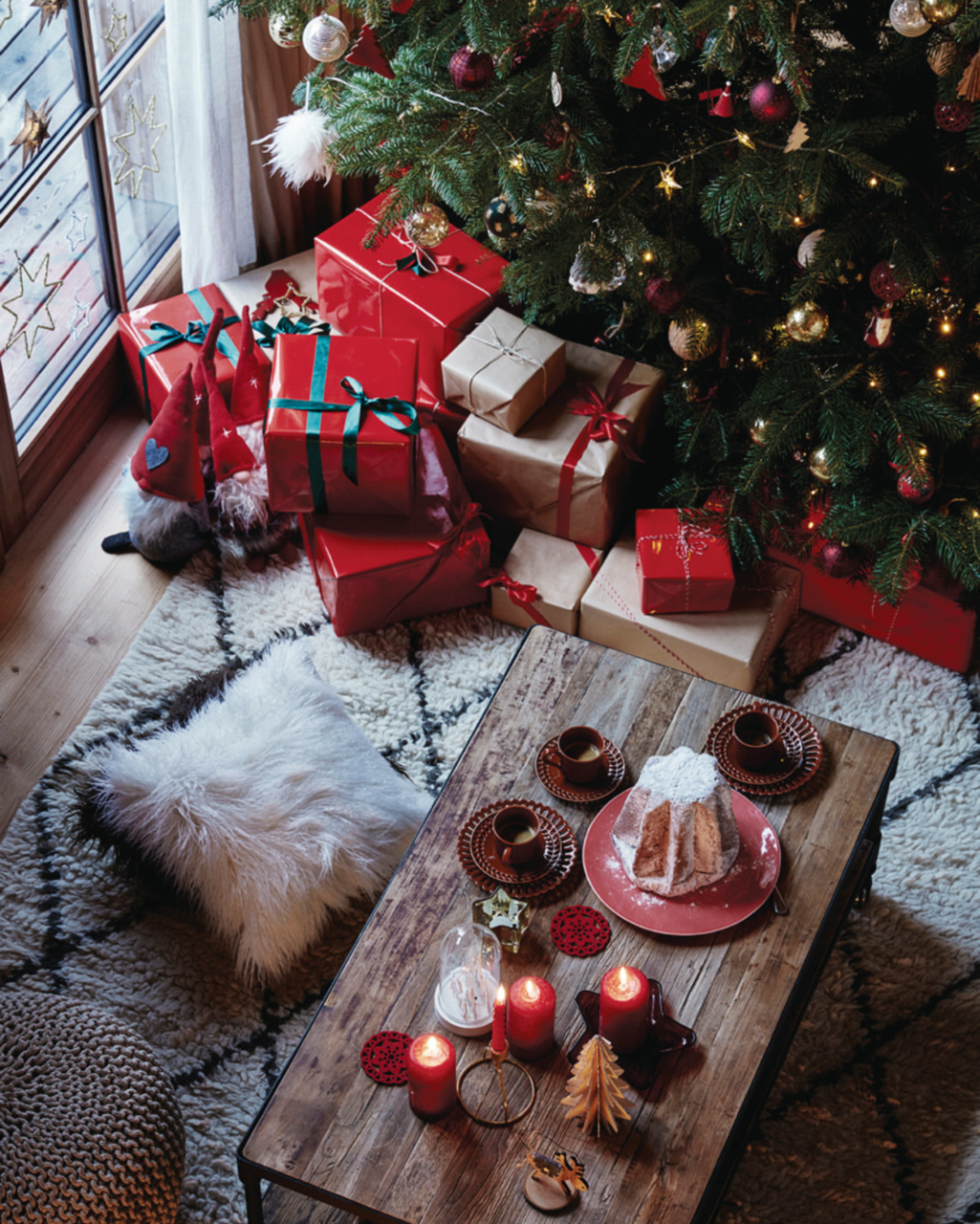 cozy, christmasy and christmas