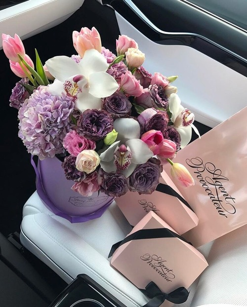 bouquet, luxurious lifestyle, presents and flowers