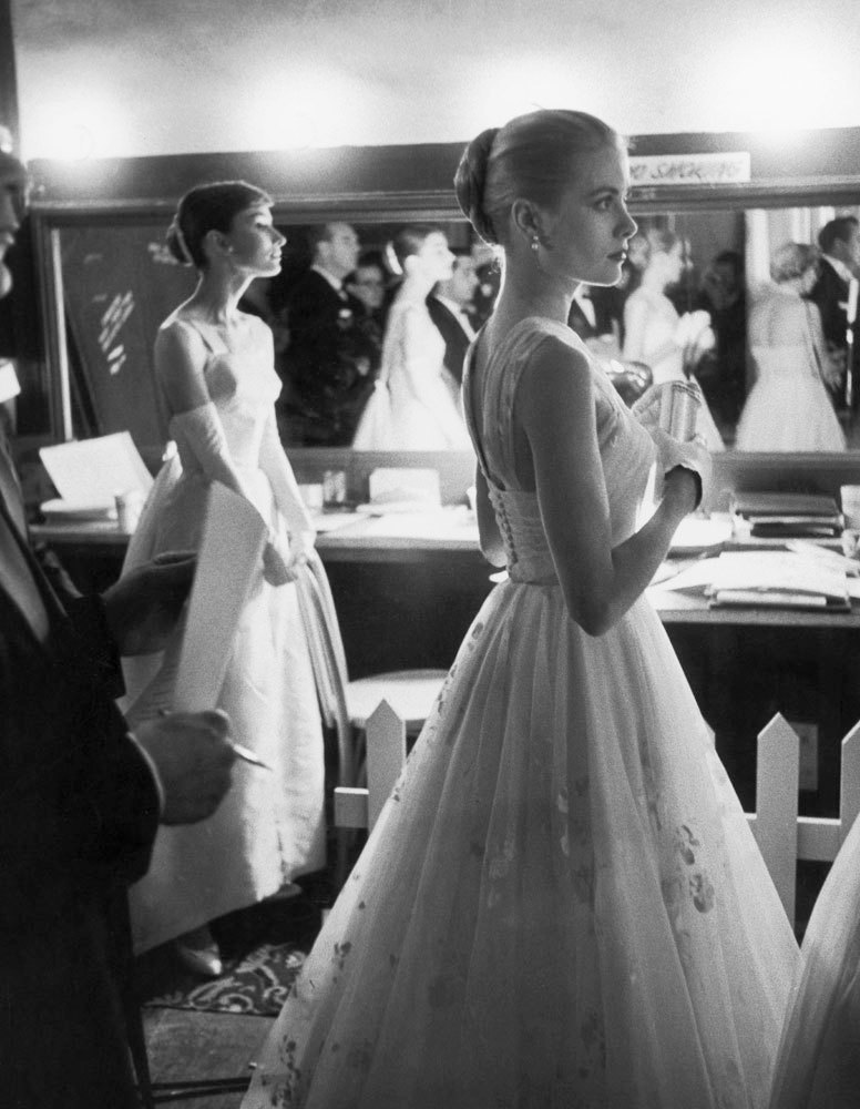 vintage fashion, grace kelly, classic movies and old movie stars