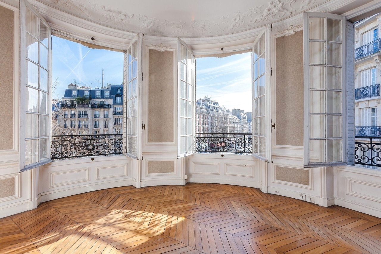 appartement and paris