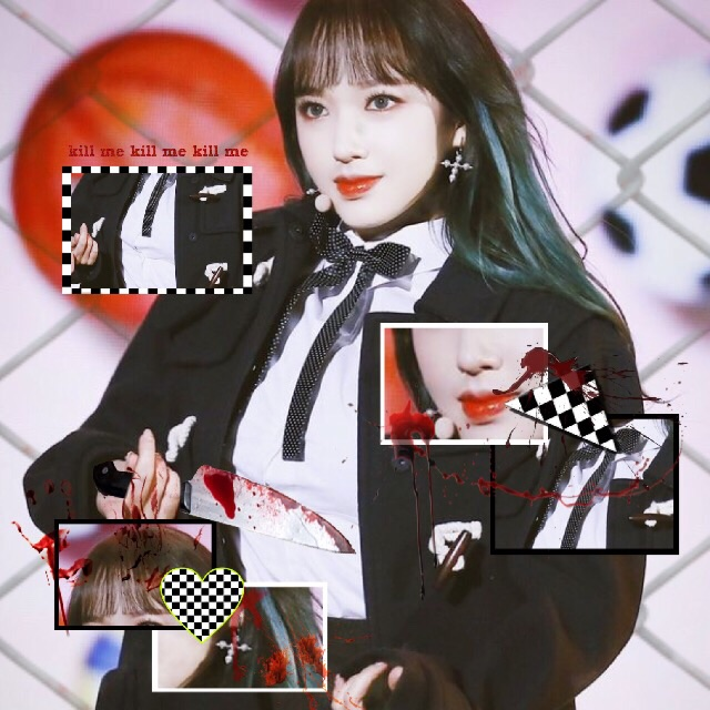 theme, wjsn, cyber theme and krp edit