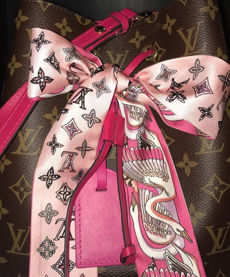 girl, louis vuitton, pink and bags