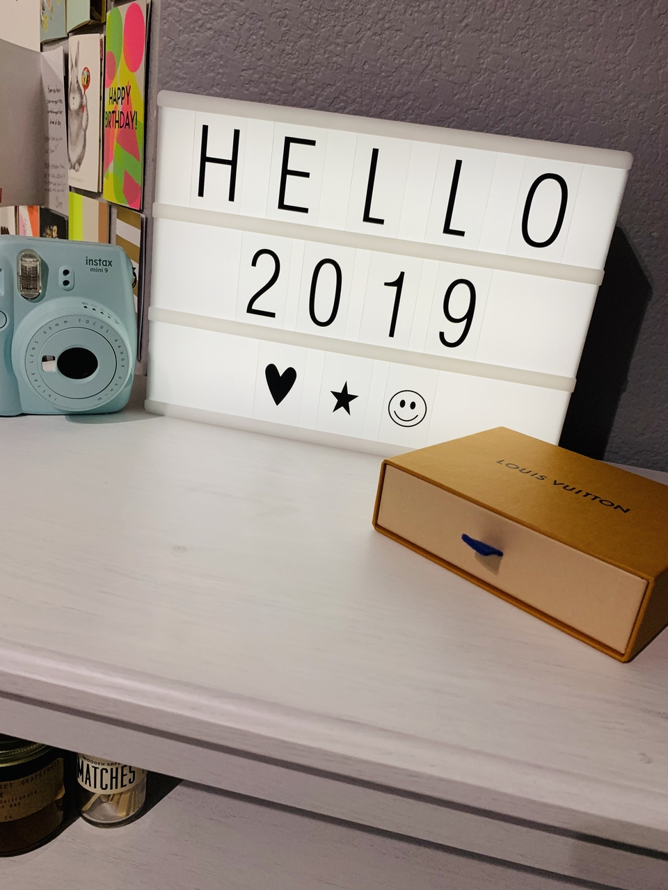 decor, inspiration, new year greetings and new year