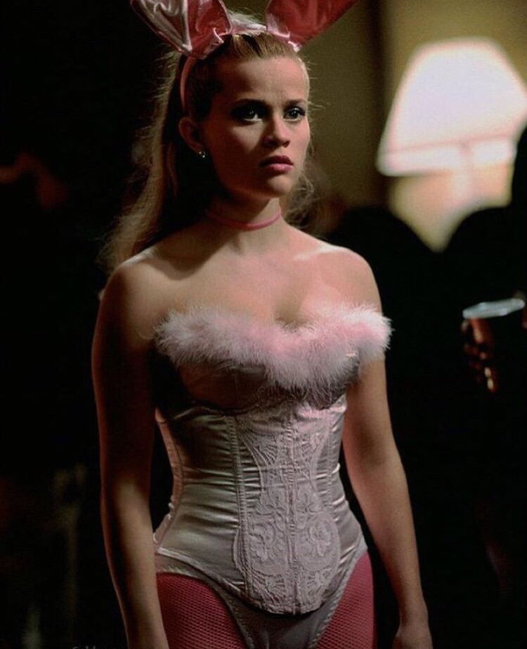 legally blonde, 2000s, bunny and pink
