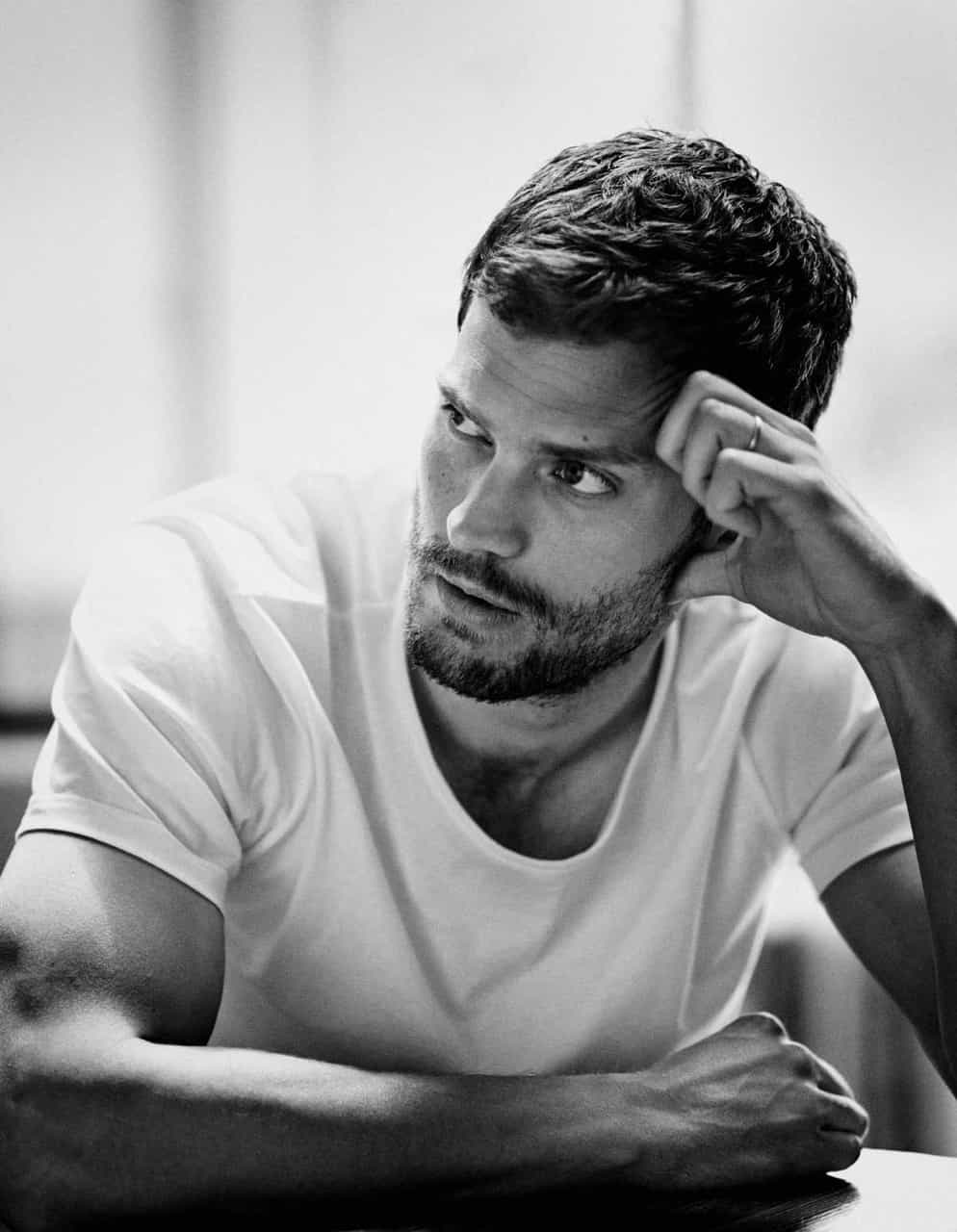 actor, fifty shades of grey, jamie dornan and hot