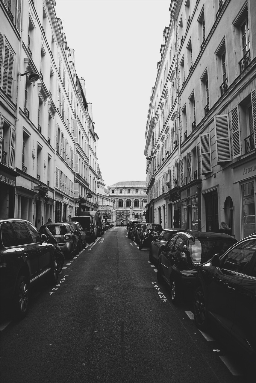 Black And White Paris By Day Travel And Photography Image 6778844 On Favim Com