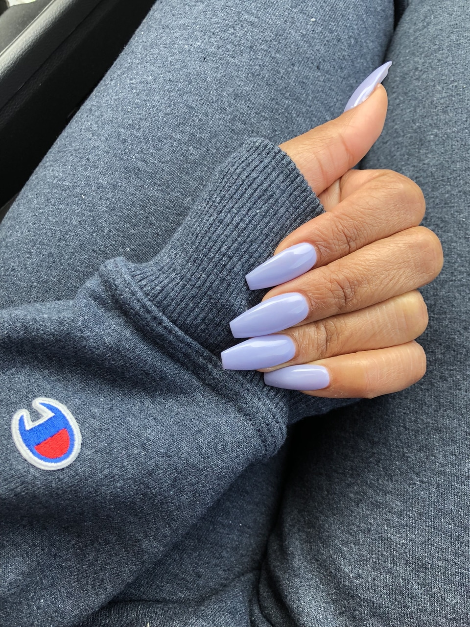 summer, periwinkle, cute and champion