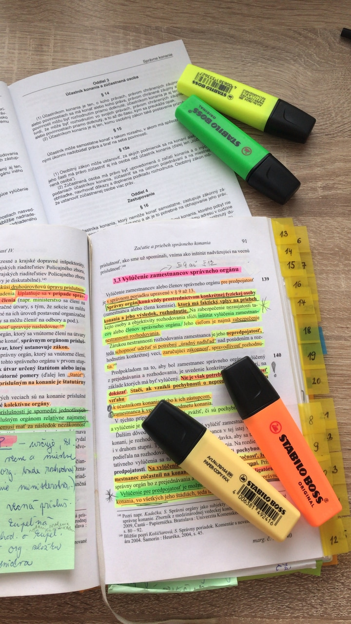 exam, motivation, administrative law and school