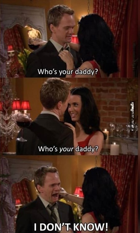 how i met your mother, barney stinson and katy perry
