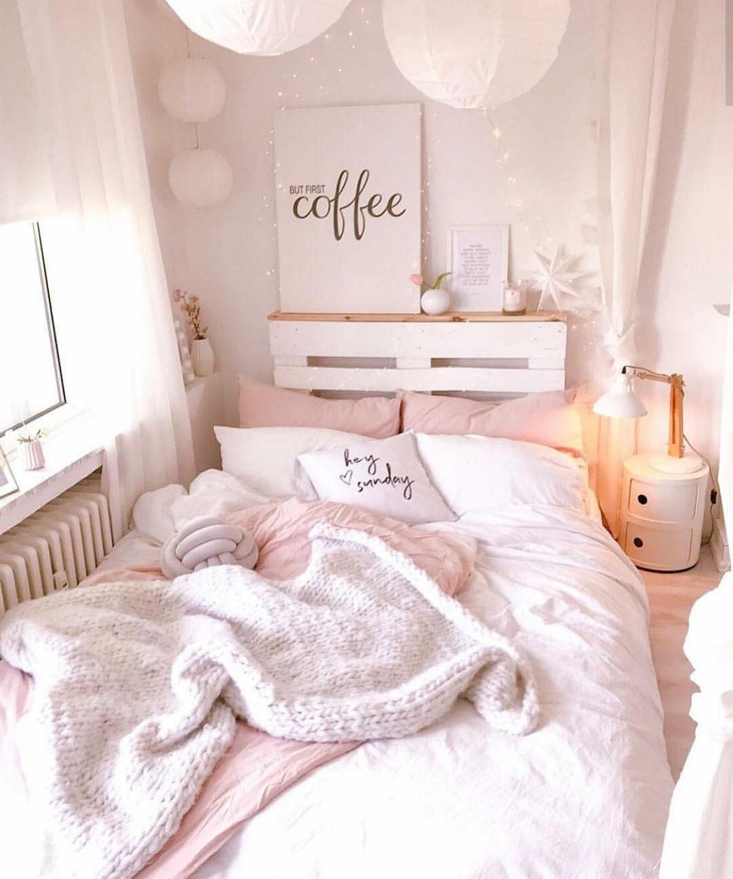 house, bedroom, we heart it and home decor