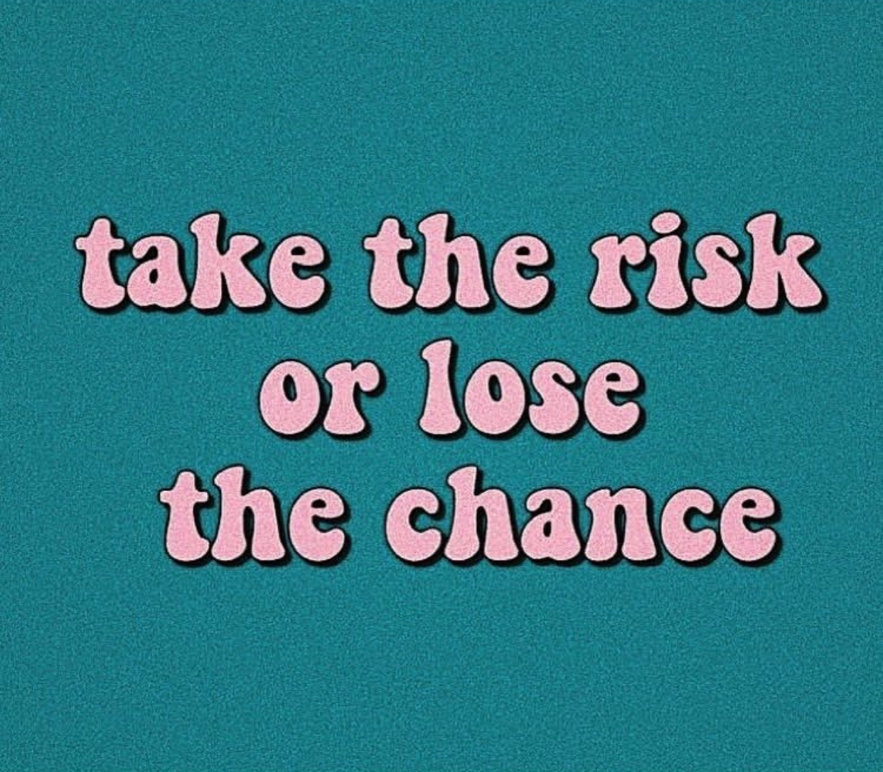 lose, risk, free and love