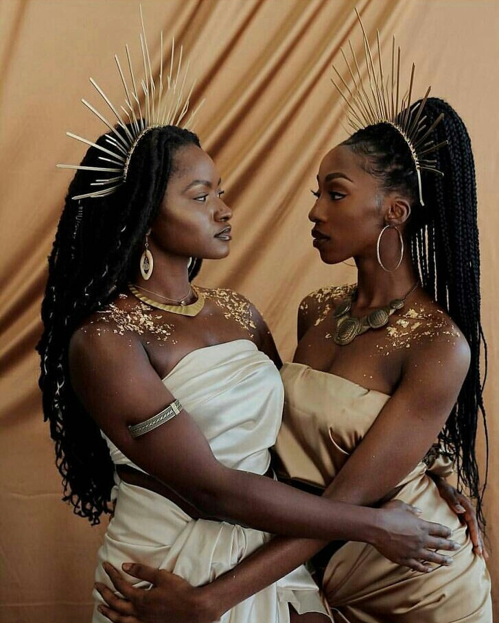 godess, black queens, beauty and black girls