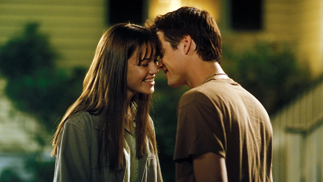 mandy moore, wild, love and nicholas sparks