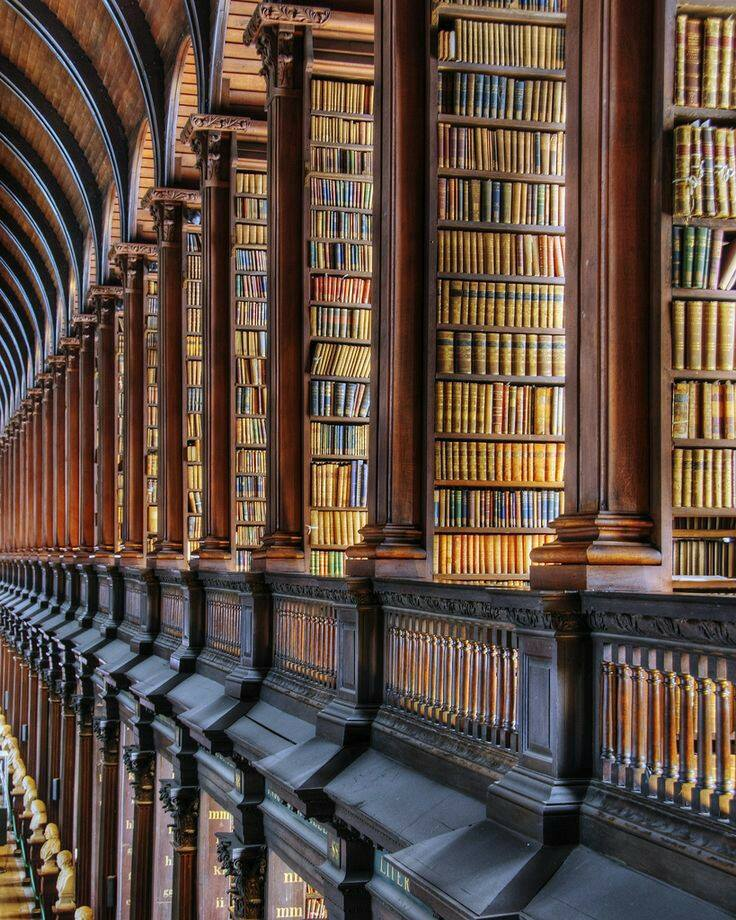 dublin, library and trinity_college