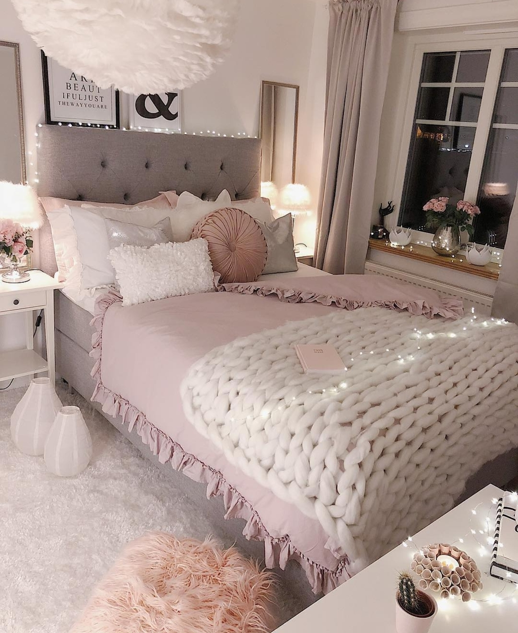 inspiration, room goal, bedroom and decor