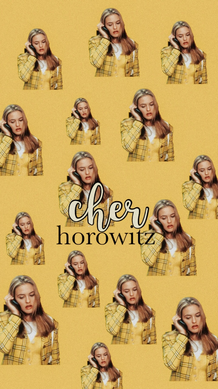 iphone, nineties, wallpaper and cher