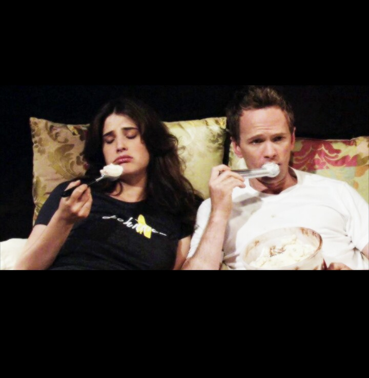 himym, lilly, how i met your mother and marshall