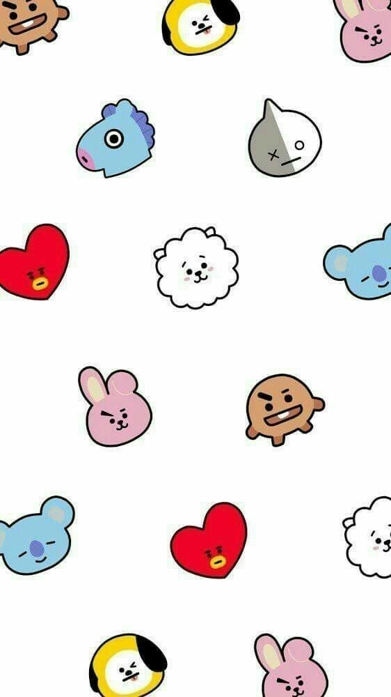 chimmy, mang, lockscreen and tata