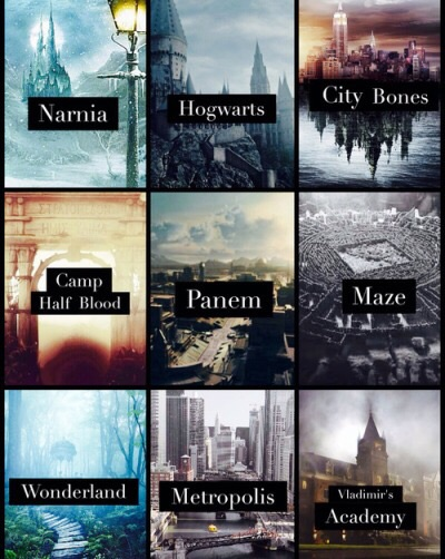 divergent, books, harry potter and libros