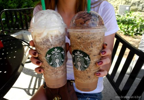 frappuccino, coffee, starbucks secret menu and starbucks