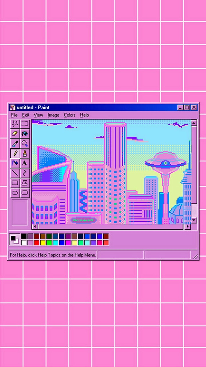 Colors Vaporwave Wallpapers Background And Pastel Image