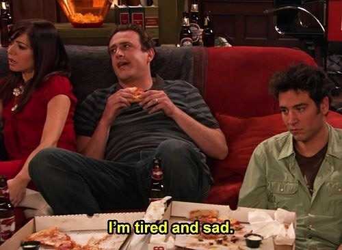 grunge, words, text and himym
