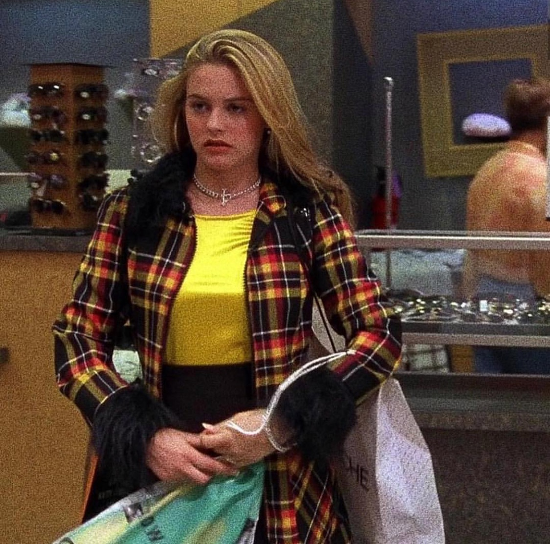 90s fashion, 1995, alicia silverstone and clueless