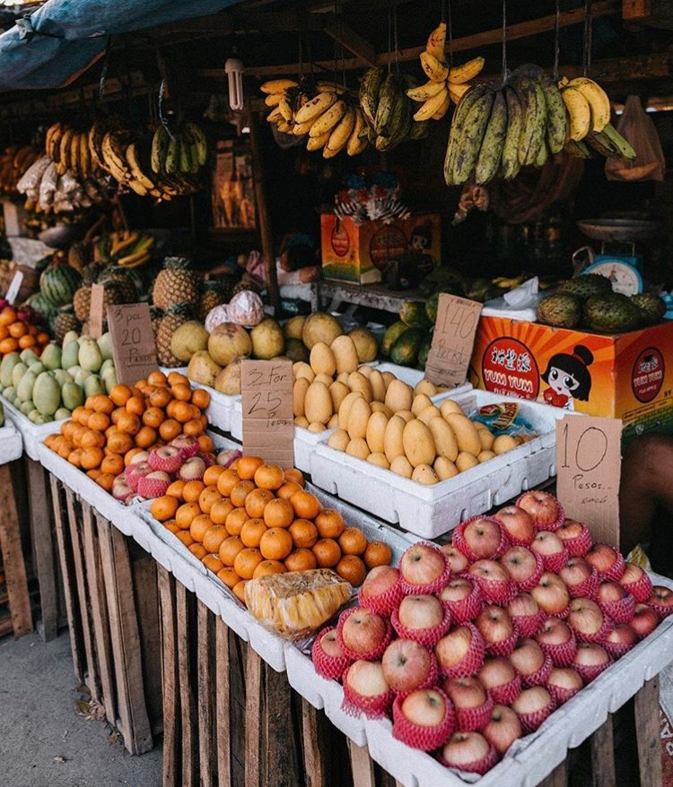 philippines, pineapple and healthy