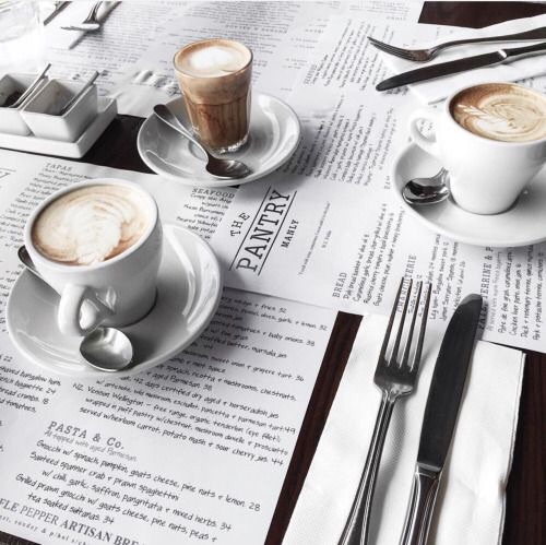 inspiration, white, coffe and breakfast