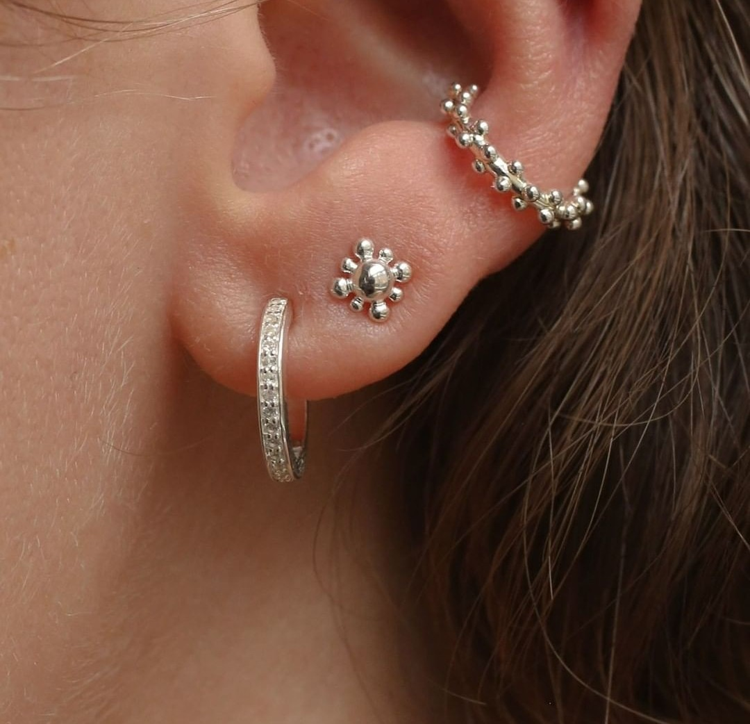 piercing, diamonds and style