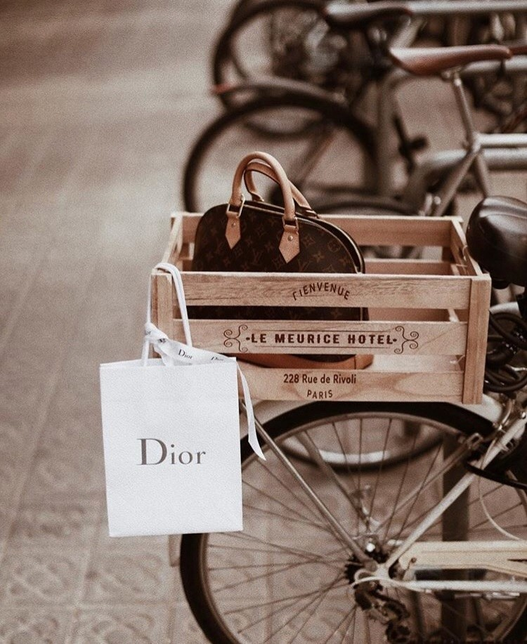 bike, we heart it and dior