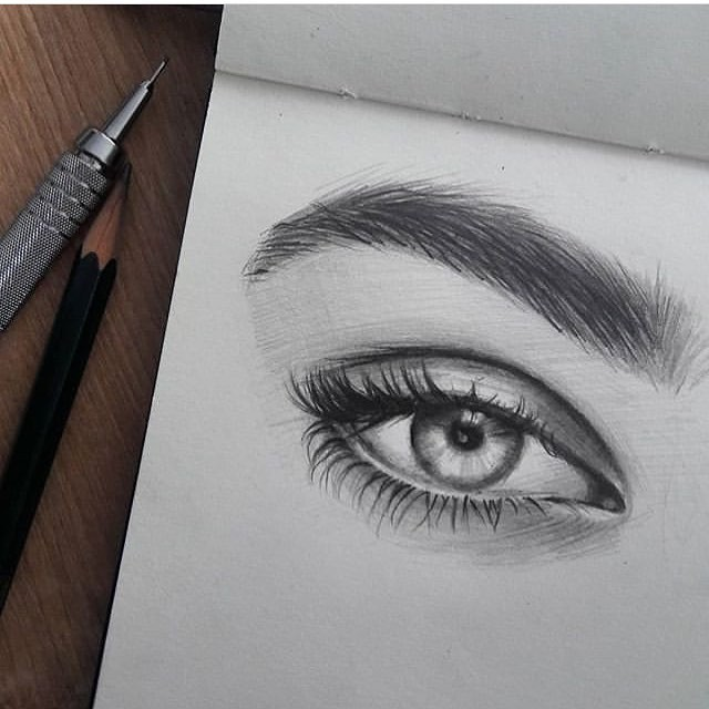 pencil, aesthetic and art