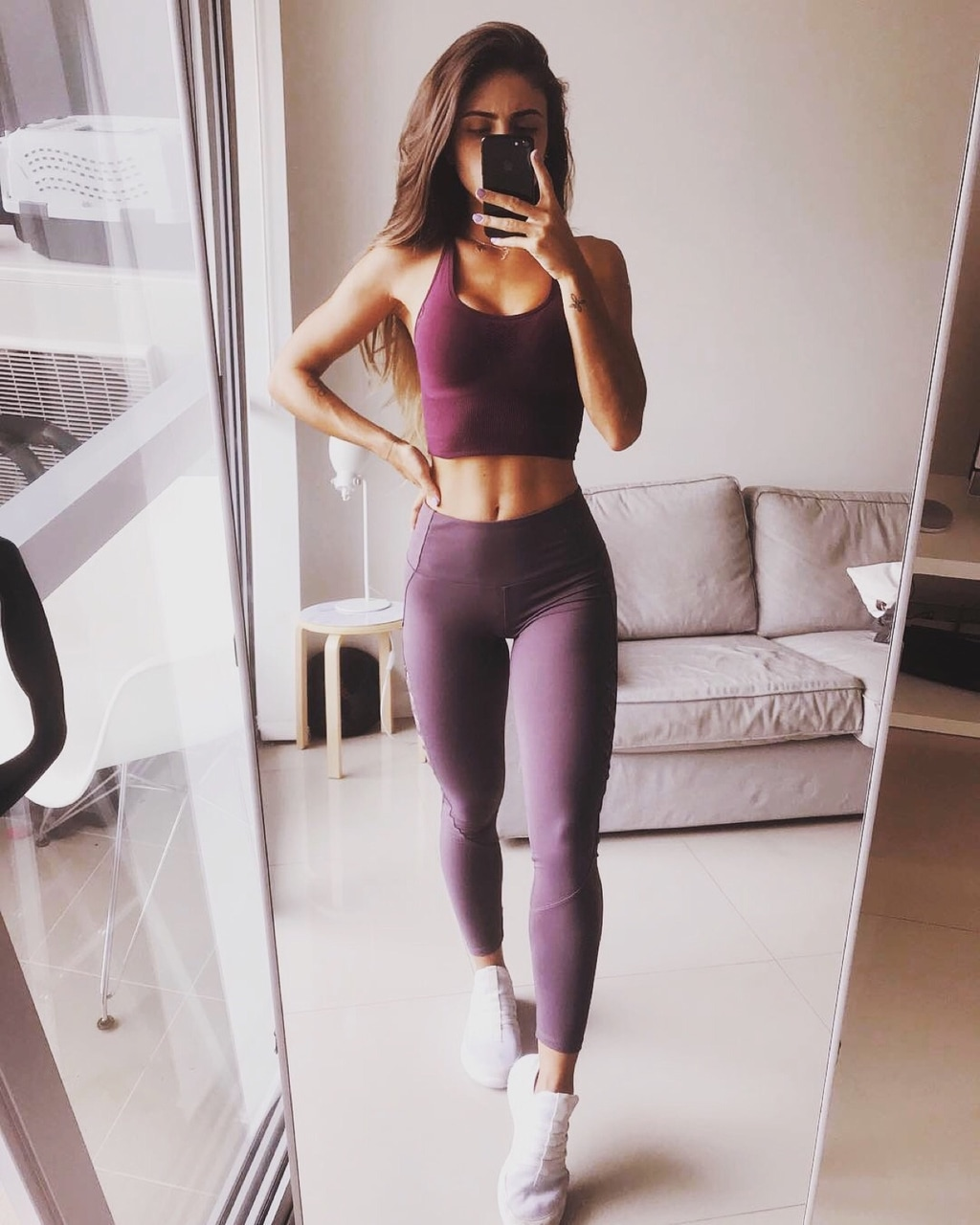 leggings, abs, fitness and gym
