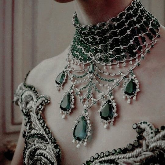 Body Art Emerald Aesthetic And Jewelry Image 6971820 On Favim Com