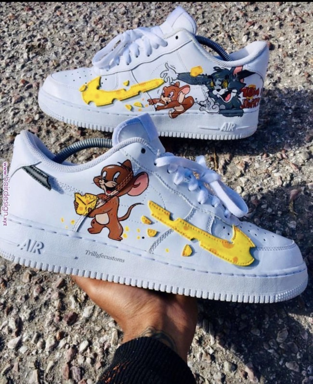 custom, trainers, sneakers and