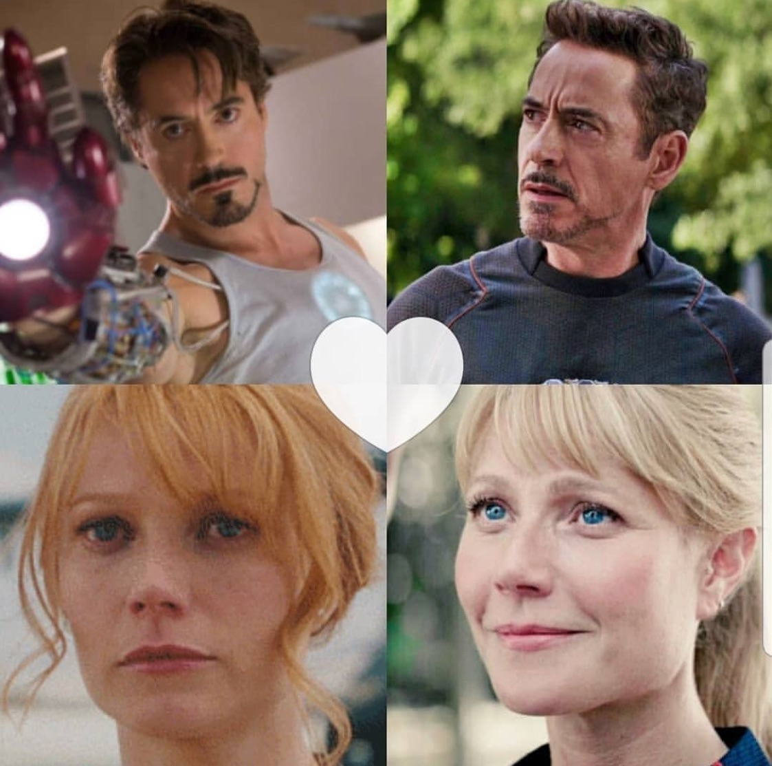 marvel cinematic universe, iron man, marvel and love