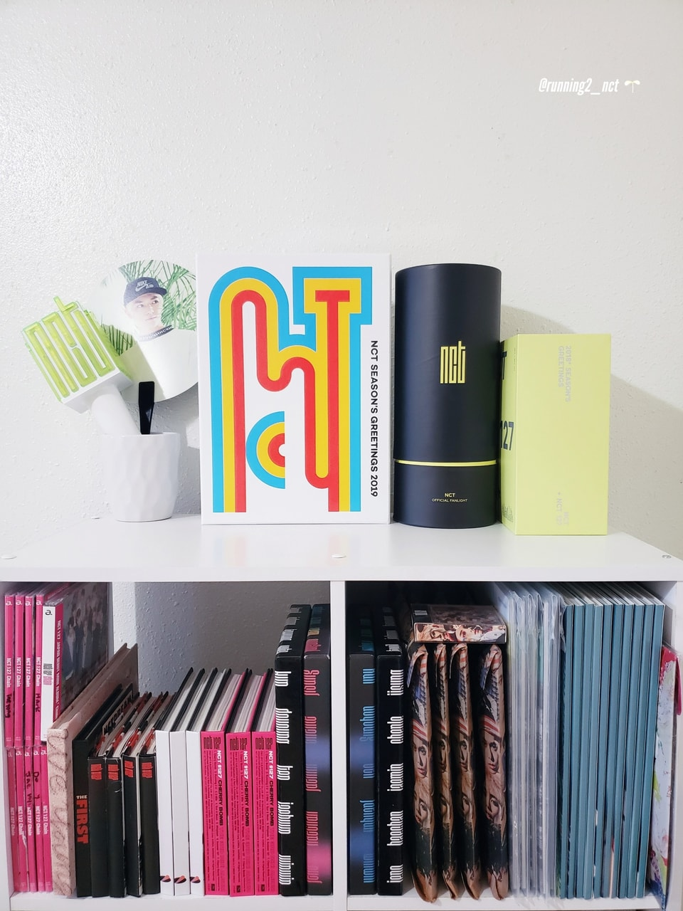 collector, kpop, wayv and nct collection