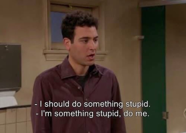 mood, quotes, how i met your mother and himym
