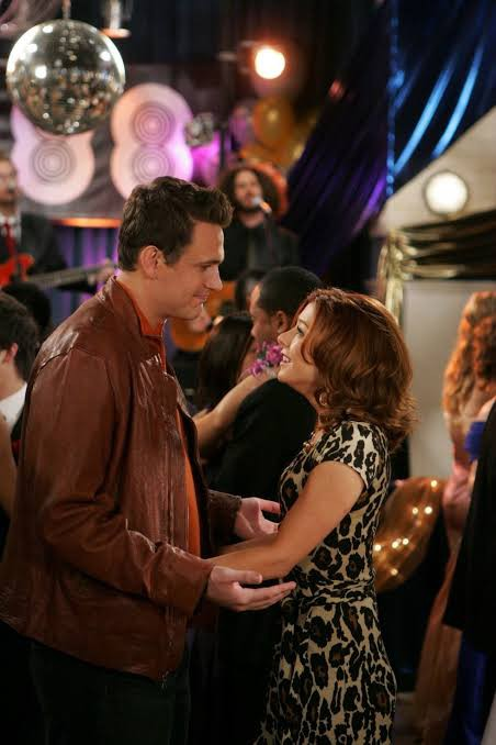 how i met your mother, himym, lily aldrin and married