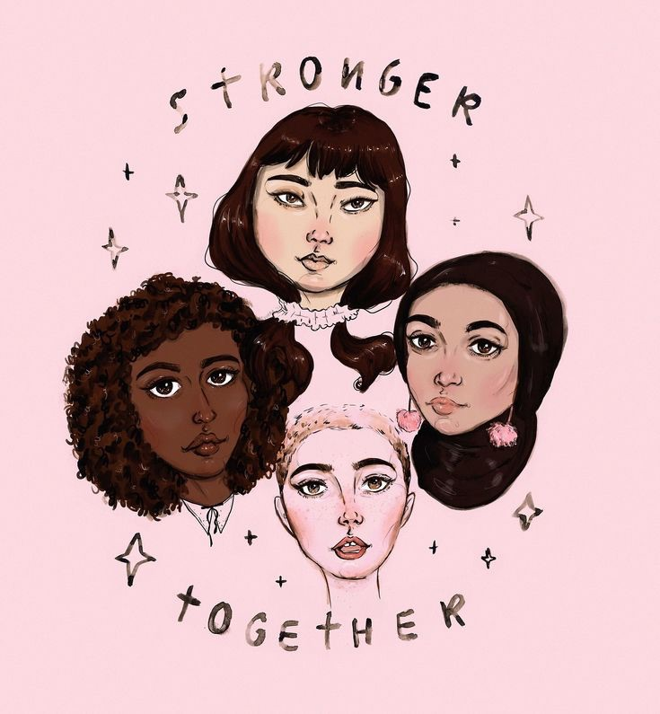girl power, quote, strong and empowerment