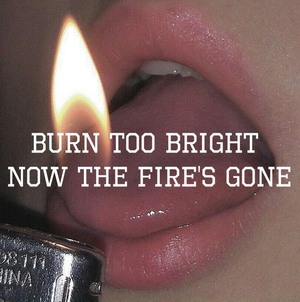 youngblood, 5 seconds of summer, fire and song lyrics