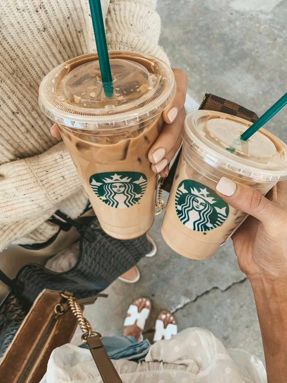 but first coffee, coffee, brown and starbucks