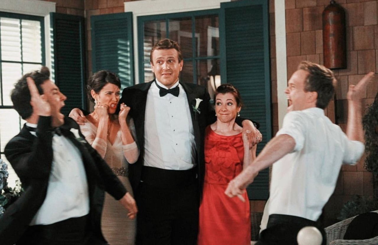 marshall eriksen, friendship, ted mosby and sitcom