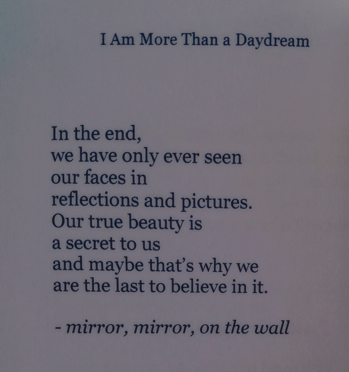 daydream, poetry art, deep poetry and gedichte