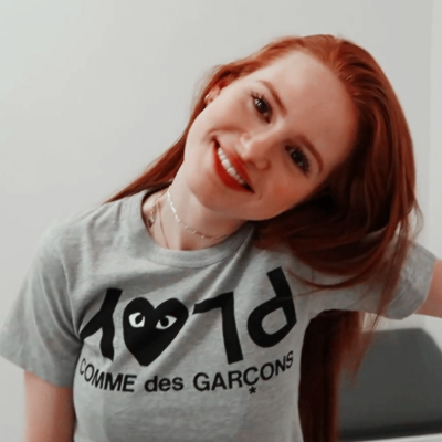 icon, beautiful, madelaine petsch icons and redhead