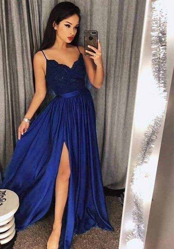 graduation dress, dress, blue and fashion