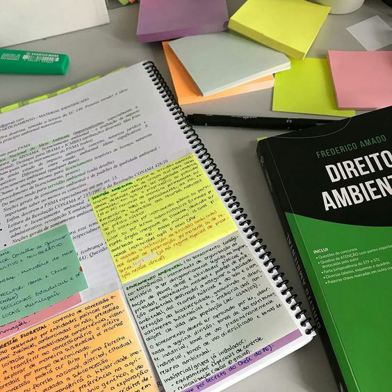 highlighters, college, motivation and university