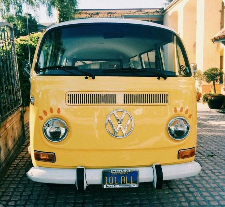 aesthetic cars, 90s, vintage and volkswagen
