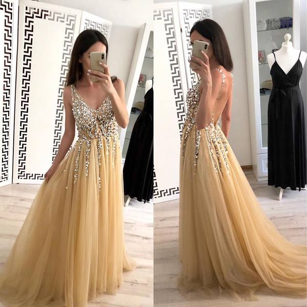 graduation dress, prom 2019, yellow prom dress and prom dresses 2019